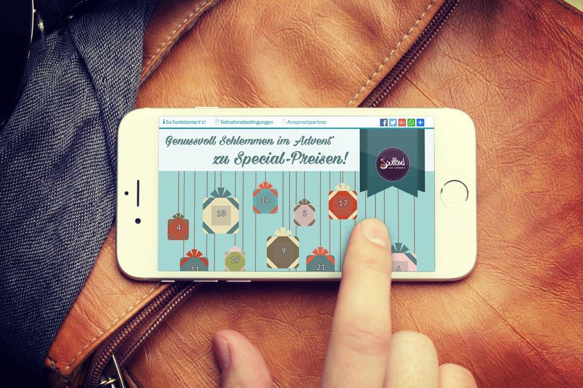 Adventskalender_Soulfood_iPhone_quer_Tasche
